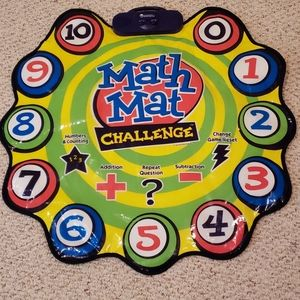 Learning Resources Math Mat Challenge